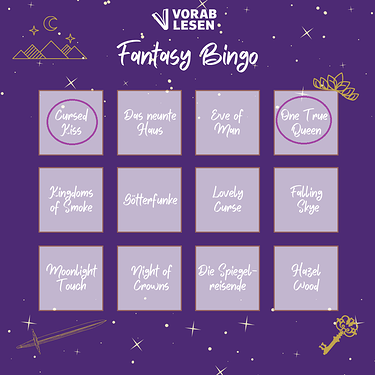 Vorablesen_Fantasy-Bingo